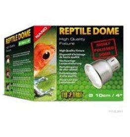 Exo Terra Exo Terra Reptile Aluminum Dome Fixture - NANO