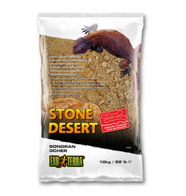 Exo Terra Exo Terra Stone Desert Substrate - Sonoran Ocher - 10 kg (22 lbs)