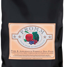 Fromm Fromm 4-Star Pork and Apples 5lb