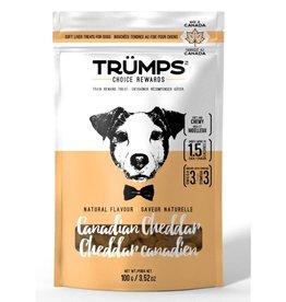 Trumps Canadian Cheddar 100g