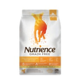 Nutrience Nutrience Grain Free for Small Breed – Turkey, Chicken & Herring - 2.5 kg(5.5lbs)