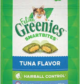 Greenies Feline Smartbites Hairball Ctrl Tuna 2.1oz