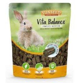 Sunseed SUNSEED vita balance rabbit 4lb