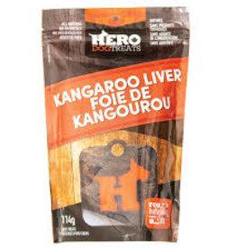 hero Hero Dehydrated Kangaroo Liver - 114g