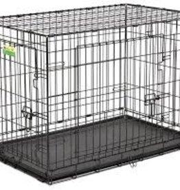 Mid West Homes contour double door crate dog 42inch