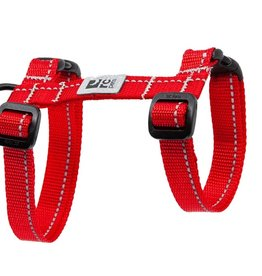 RC Pets RC Pets Primary Kitty Harness L Red