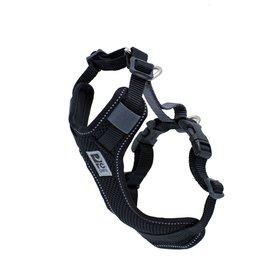 RC Pets RC Pets Moto Control Harness M Black/Grey
