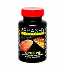Repashy Superfoods Repashy grub pie reptile jar 6 OZ