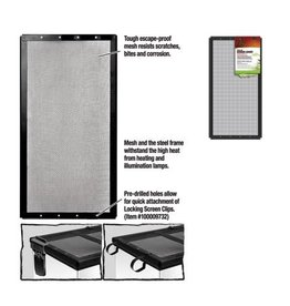 "Zilla Fresh Air Screen Cover - 20"" x 10"""