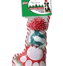 Spot Spot Holiday Dog Stocking Small