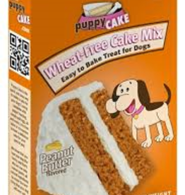 puppy cake Puppy Cake - Cake Mix - Peanut Butter (wheat-free)