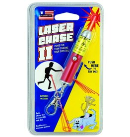 PETSPORT USA PETSPORT USA Plastic Laser Chase II Pet Toy