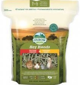 Oxbow Oxbow Hay Blends Timothy and Orchard 40 oz