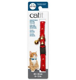 Catit catit breakaway red nautical