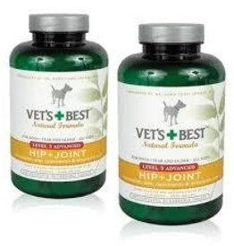 Vet's Best Level 3 Advance Hip and Joint 90 TAB