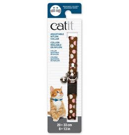 Catit Catit nylon collar Polka dot