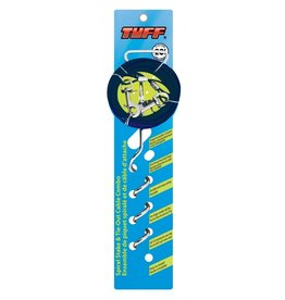 TUFF 20ft Tie-Out Stake and Cable Combo
