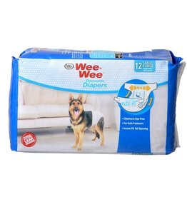 Four Paws Wee-Wee Diapers Large / Xlarge
