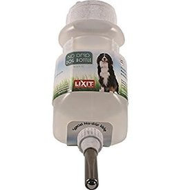 LIXIT Dog Top Fill No Drip Bottle 16oz