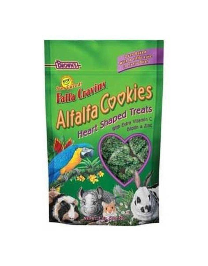 Browns Alfalfa Cookies