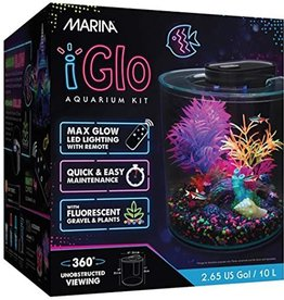 Marina Marina iGlo 360 Aquarium 10L