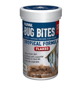 Fluval Fluval Bug Bites Tropical Flakes 45g