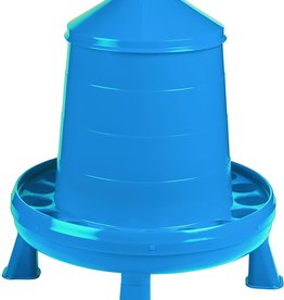 Little Giant Farm Little Giant Farms Feeder - Plastic - Poultry - Legged 8.5lb