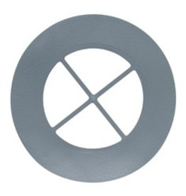 Catit Catit Design Senses Replacement Clear Grey Elastomer Mat