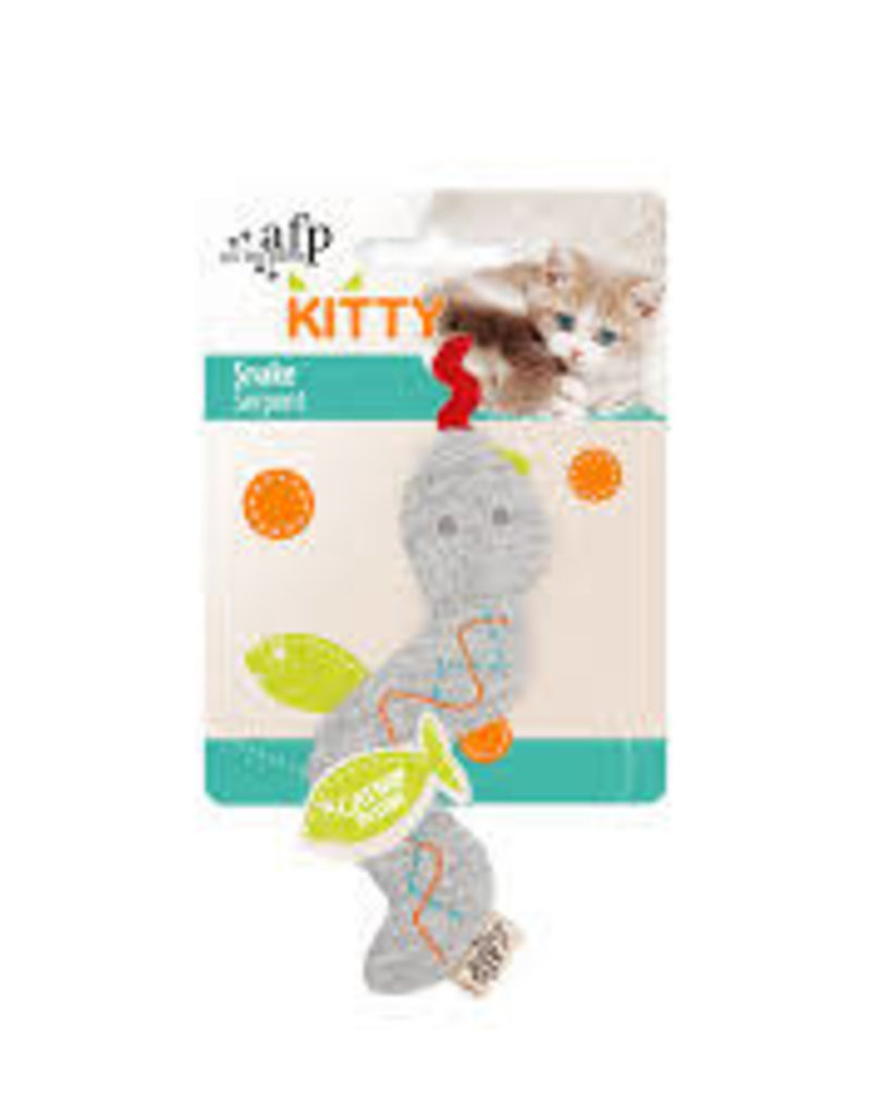 All Four Paws All For Paws Kitty Snake with Catnip