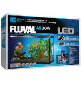 Fluval FLUVAL 45 Bow LED Aquarium Kit