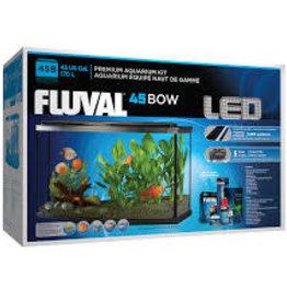 Fluval Fluval Aquarium Kit with LED - 45 Bow - 170 L (45 US Gal)