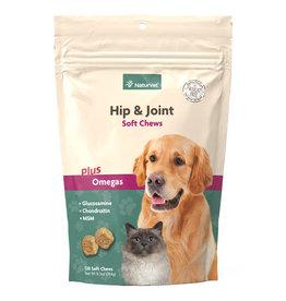 NaturVet Naturvet Soft Chew Hip & Joint 120CT