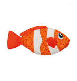 Outward Hound Outward Hound Floatiez Clown Fish Orange 10.5""