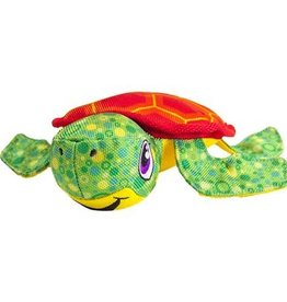Outward Hound Outward Hound Floatiez Turtle Green Medium 12.2""