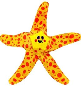 Outward Hound Outward Hound Floatiez Starfish Orange Medium 14.2""