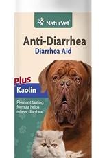 NaturVet Naturvet Anti Diarrhea for Dogs and Cats 8oz