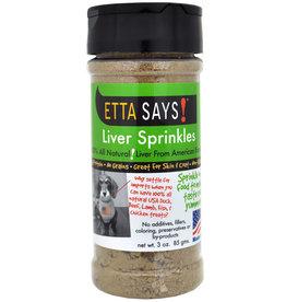 Etta Says Etta Says! 100% Liver Sprinkles 3oz