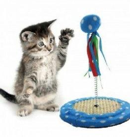 riga Riga Ball Punching Cat Toy