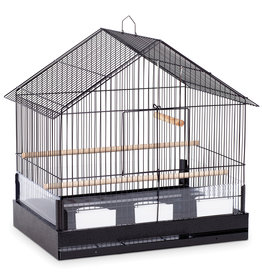 "Prevue Hendryx Prevue Hendryx The Lincoln Bird Cage - Black - 22"" x 15"" x 23"""