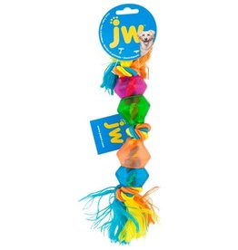 JW Pet Triple Knot Treat Pod Small