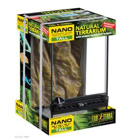 "Exo Terra Exo Terra Nano Tall Terrarium - 20 x 20 x 30 cm (8"" x 8"" x 12"")"