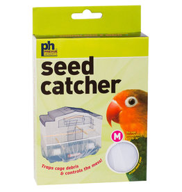 "Prevue Hendryx Prevue Hendryx Mesh Seed Catcher - Assorted Colors - 42"" to 82"""