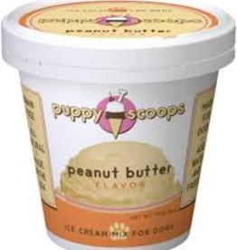 puppy cake Puppy Scoops Peanut Butter Flavor Icecream