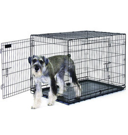 TUFF TC400 Black Crate with Divider