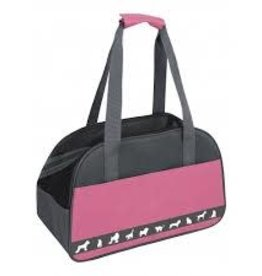 TUFF Crate Top Load Travel Carrier Pink