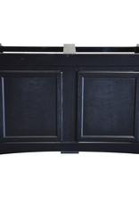 """Seapora Seapora Monarch Cabinet Stand - Black - 48"""" x 24"""""""