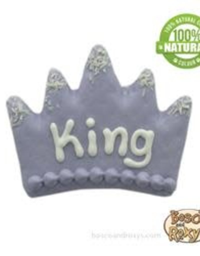 Bosco and Roxy's Bosco and Roxy's King Crown