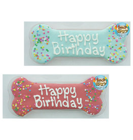 "Bosco and Roxy's Bosco and Roxy's Happy Birthday Bone Prepackaged 8"""
