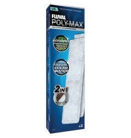 Fluval Fluval U4 Clearmax Cartridge 2pc