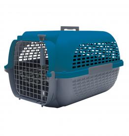 Dogit Dogit Voyageur Dark Grey Base, Blue Top M